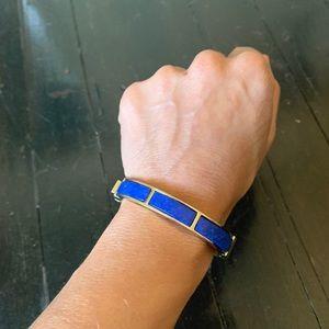 LOFT Blue Bangle Bracelet